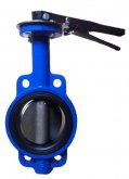 Butterfly valve type M3
